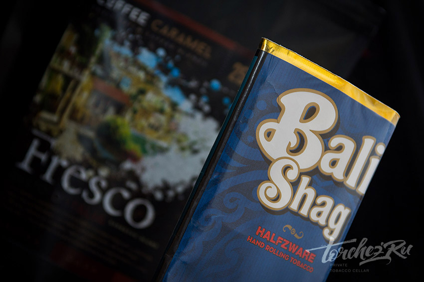 Табак для самокруток Bali Shag HalfZware - Отзывы