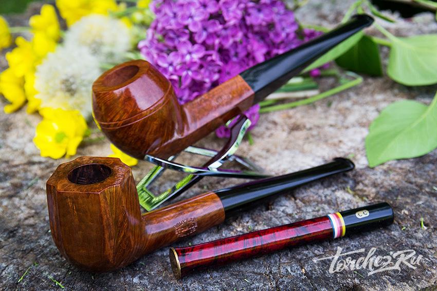 Раздача подарков от Blaik-Pipes.Ru и журнала Smokers' Magazine