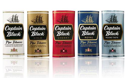 Трубочный табак Captain Black возвращается