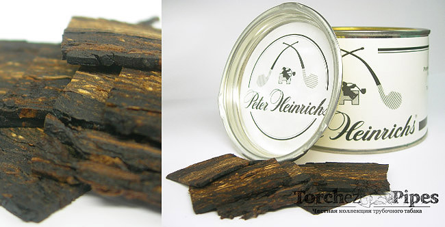 Табак Peter Heinrichs Dark Strong Flake