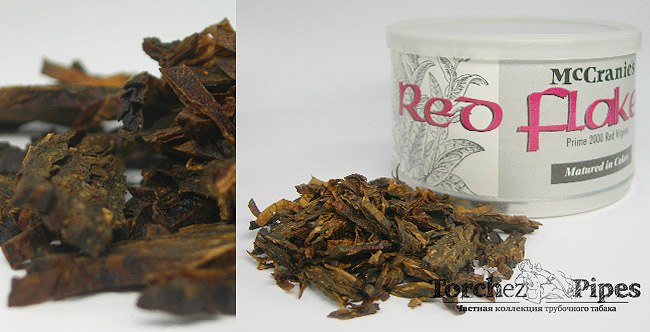 Табак McCranie's «Red Flake»