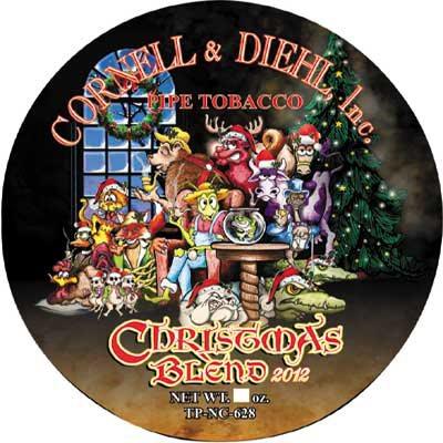 Cornell & Diehl Christmas Blend