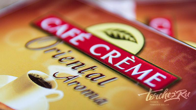 Сигариллы Café Crème Oriental Aroma. Обзоры и отзывы