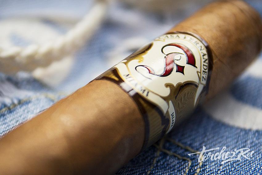Никарагуанские сигары Casa Fernandez Miami Toro