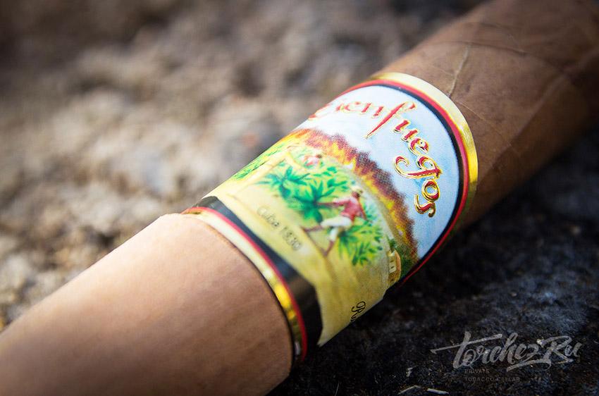 Гондурас. Обзор сигары Cienfuegos Reyes Engine No. 6