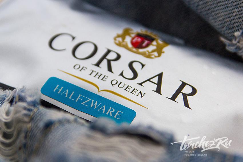 Табак для самокруток Corsar of the Queen Halfzware // Отзывы