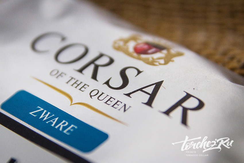 Табак для самокруток Corsar of the Queen Zware // Отзывы