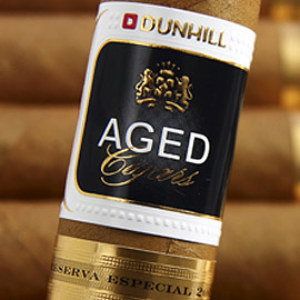 DUNHILL EXTRA OLD TOBACCO CIGARS