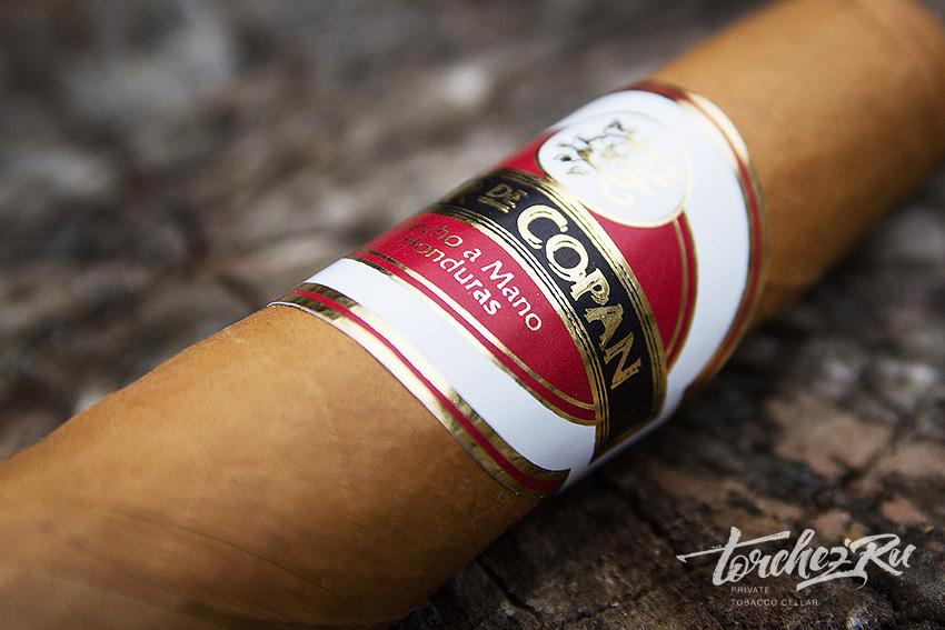 Сигары из Гондураса Flor de Copan Gordito