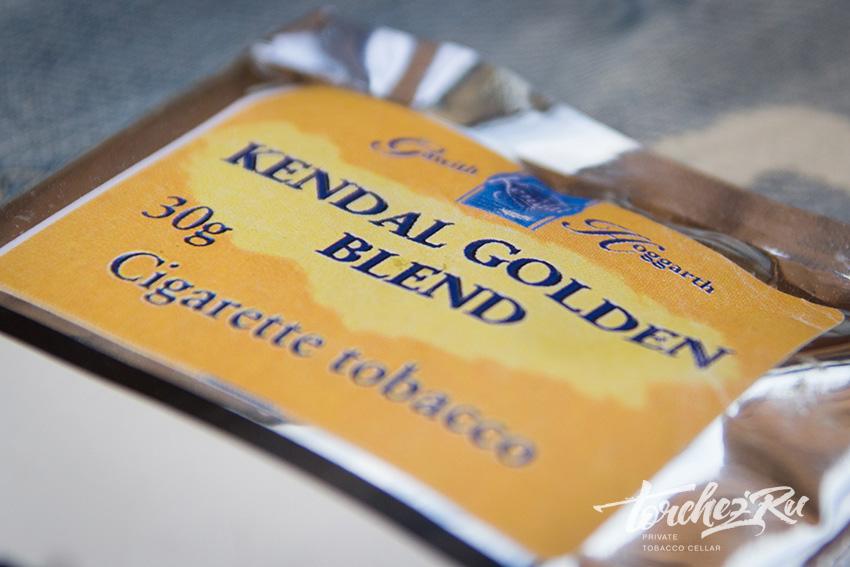 Табак для самокруток Gawith & Hoggarth Kendal Gold Blend // Отзывы