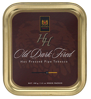 Новый табак от Mac Baren: HH Old Dark Fired