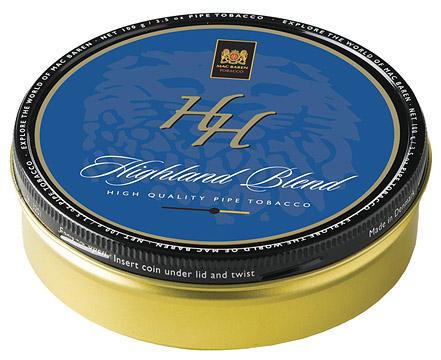 Новый табак от Mac Baren – HH Highland Blend