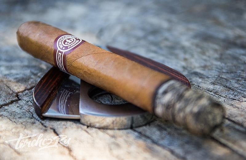 Куба. Обзор сигары Montecristo №4