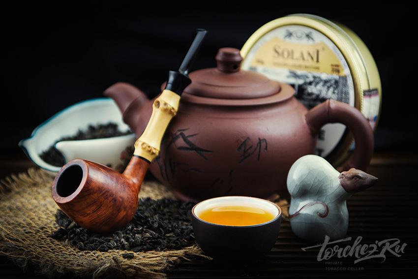 Курительные трубки и чай, кофе и табак – фото галерея