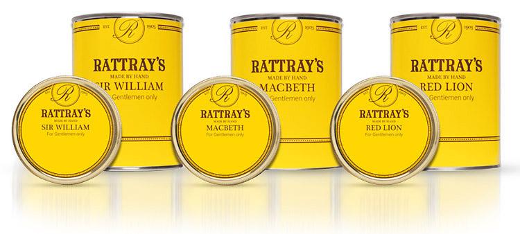 Новый трубочный табак Rattray's