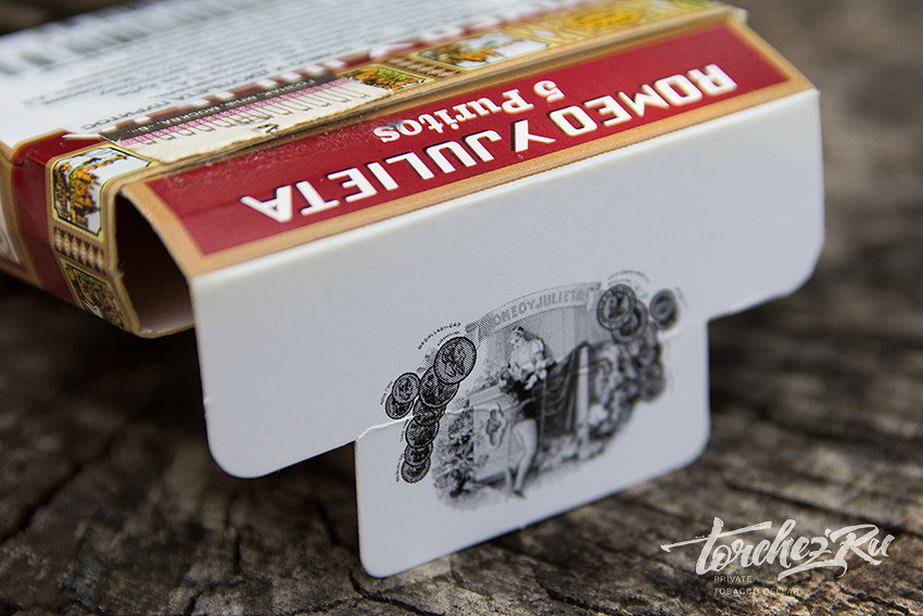 Кубинские сигариллы Romeo y Julieta Puritos - Обзор