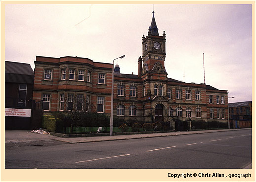 Ogden's of Liverpool © Copyright Chris Allen