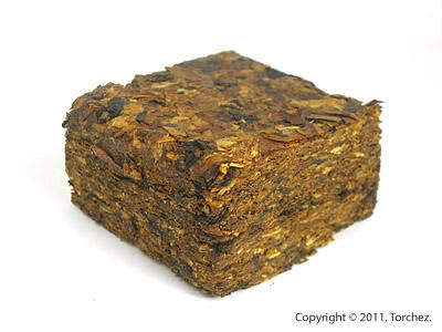 Виды нарезки трубочного табака: Krumble Kake