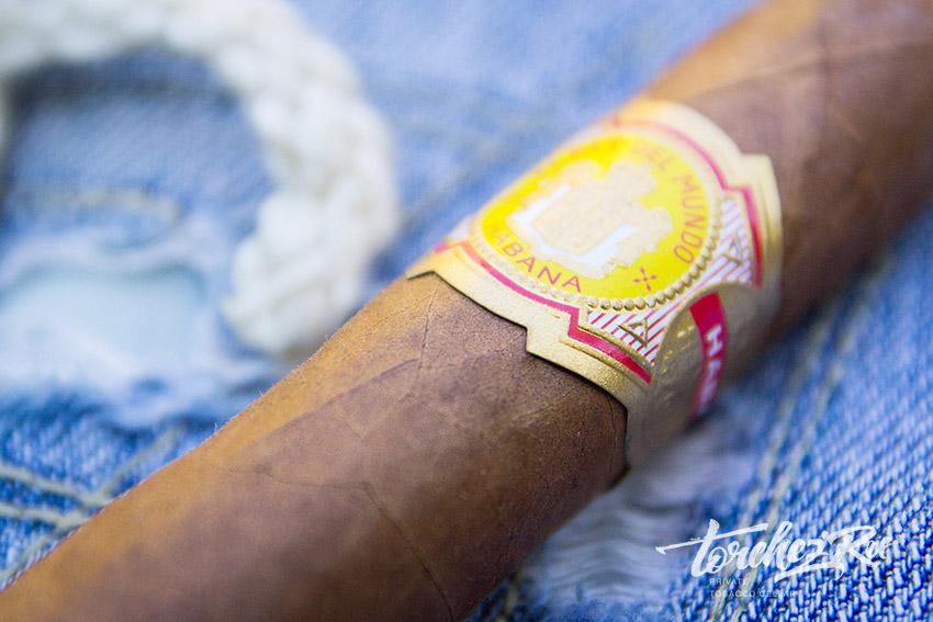 Кубинские сигары El Rey del Mundo Choix Supreme // Отзывы