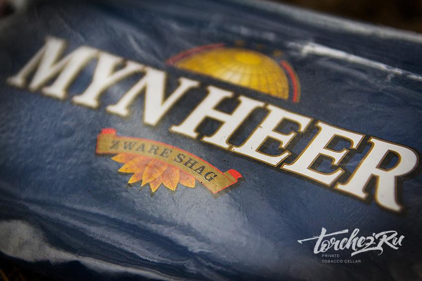 Табак для самокруток Mynheer Zware Shag // Отзывы