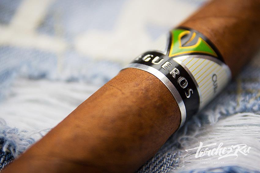 Кубинские сигары Vegueros Tapados // Отзывы